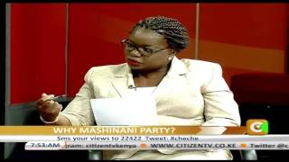 Cheche: Mashinani Party