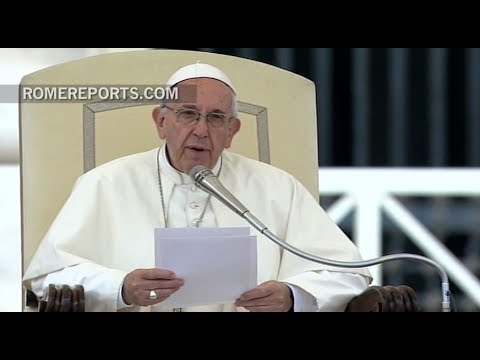 Pope Francis: Those who commit suicide attacks are not martyrs