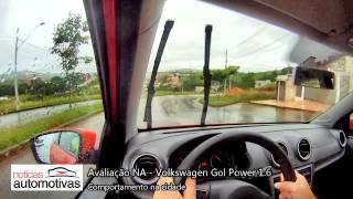 Volkswagen Gol 1.6 - Cidade - NoticiasAutomotivas.com.br