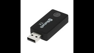 USB Bluetooth Transmitter, Aigital Home Stereo System