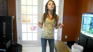 Hannan Gedeon - bound to you by christina aguilera (cover)