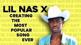 How LIL NAS X Created The Most Popular Song Ever