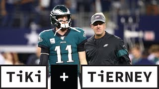 Doug Peterson Is Losing Control Of The Eagles | Tiki +Tierney