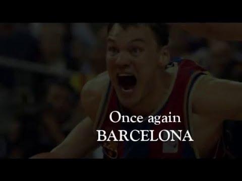 Šaras - Once again Barcelona!