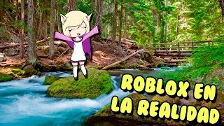 THE MAP MORE REALISTIC OF ROBLOX | Roblox Log Ride in Spanish