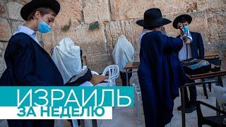 Израиль за неделю / 08.08.2020