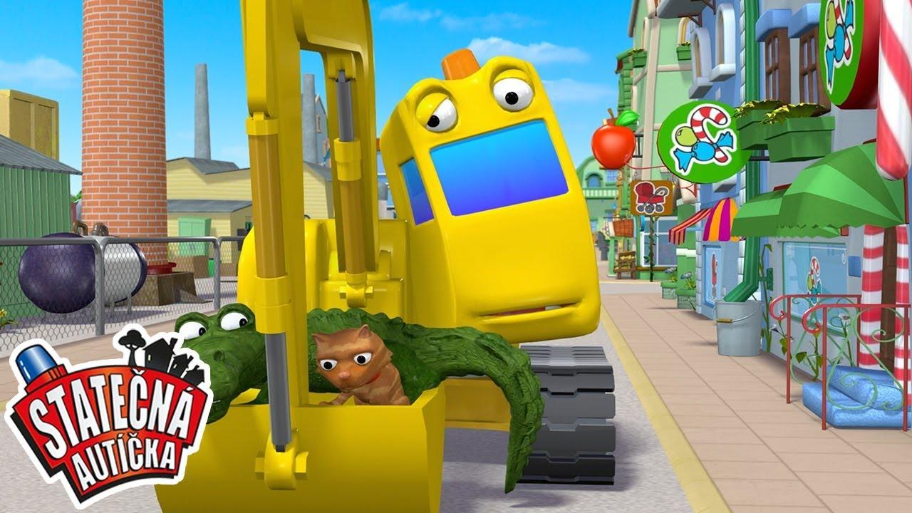 Bagrik Pomaha Kreslene Pro Deti Animovane Pro Deti Youtube