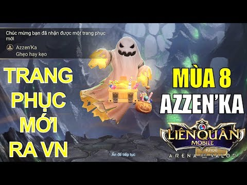 Trang phục mới ra mắt Việt Nam: AZZEN'KA không dành cho người sợ ma Halloween vui vẻ !