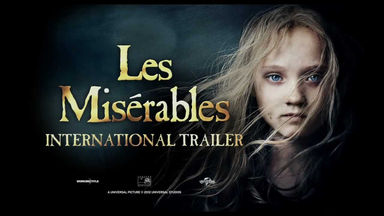Trailer Les Miserables