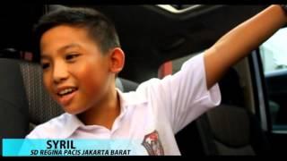 SYRIL - SD Regina Pacis Jakarta Barat