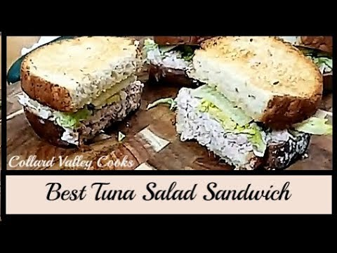 How we make Tuna Salad, Best Old Fashioned Southern Cooking