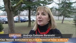 VTV Dnevnik 16. prosinca 2016.