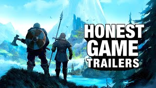 Honest Game Trailers | Valheim
