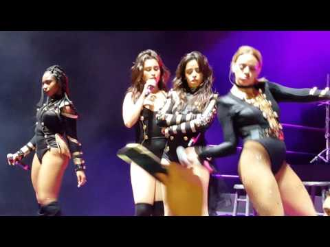 Fifth Harmony - Dope (Camren moment) Live in Guadalajara 7/27 Tour 2016