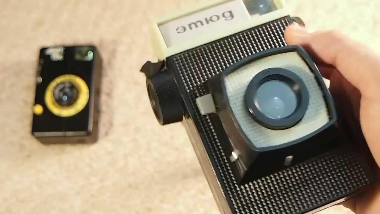 Belomo Etude Etyude World S Ugliest Camera Vintage Film Camera Review Youtube
