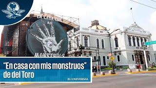 """No Te Pierdas """"en Casa Con Mis Monstruos"""" De Del Toro"""