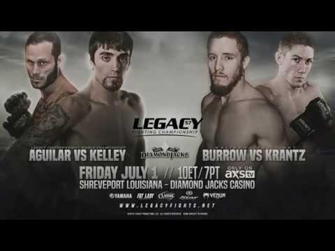 Legacy 57: Aguilar vs Kelley