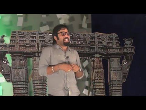 The Movie of my Life | Sandeep Reddy Vanga | TEDxNITW