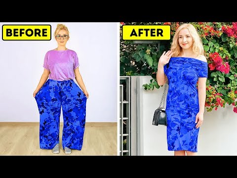 36 FASHION HACKS TO UPGRADE YOUR WARDROBE