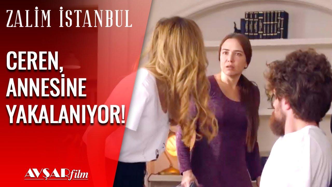 Ceren, Annesine Yakalanıyor!   Zalim İstanbul 12. Bölüm