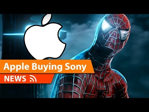 Apple To Buy Sony & Why This WILL Happen!