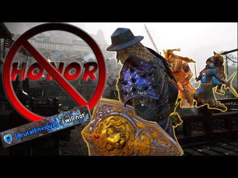 For Honor - I WAS TRYING TO BE HONORABLE