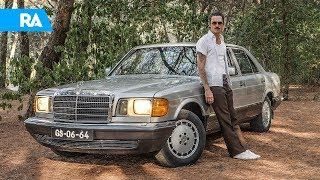 Mercedes-Benz 300SD (W126). Entrevista The Legendary Tigerman
