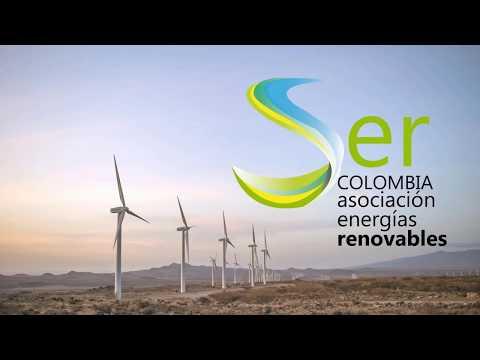 Webinario: Panorama De Las Energías Renovables De Colombia  Proyectos, Regulación Y Oportunida