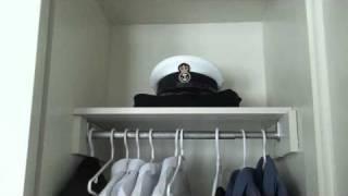 My room in CFB Borden