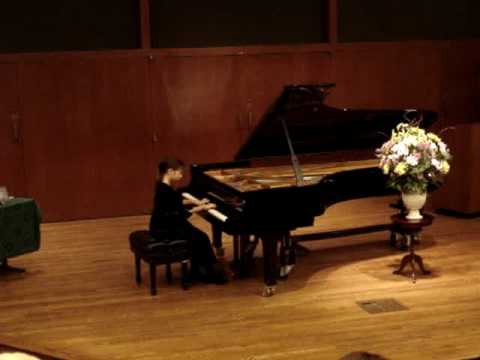 2007 Piano Competition