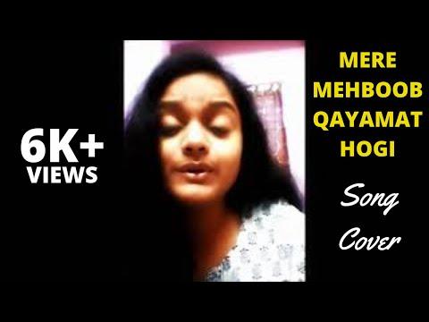 Mere Mehboob Qayamat Hogi- Mr. X In Bombay (1964) Cover by Tania Sheikh