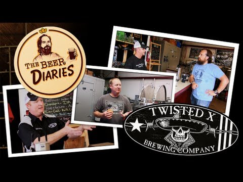 The Beer Diaries #1 Twisted X Brewing Company
