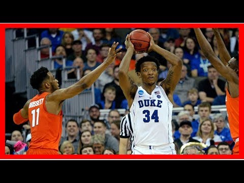 Mom of Duke's Wendell Carter says NCAA system resembles 'slavery and the prison system'