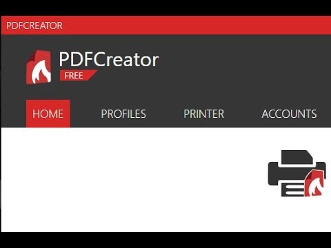 How Can You Merge 2 Pdf With PDFCreator