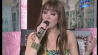 Darine Hadchiti - B7ibak Ya Lebnan:LIVE:بحبك يا لبنان