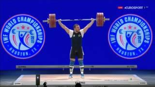 Тяжелая атлетика. Чемпионат Мира 2015 г. Мужчины до 105 кг.(Чемпионат Мира по тяжелой атлетике, 2015 год, г.Хьюстон, США., 2015-11-30T17:18:35.000Z)