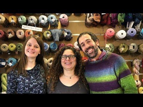 Episode 21: Knitting in Barcelona