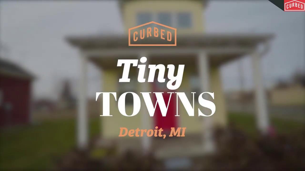 Tiny Homes Detroit – Cass Community Social Services