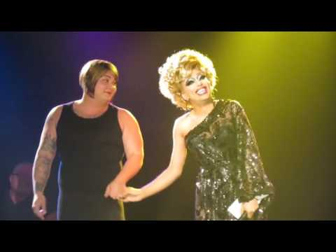 Bianca Del Rio @TheBiancaDelRio   LIVE @ the Andiamo Celebrity Showroom   10 27 14   YouTube