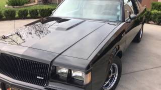 1987 Buick Grand National (SOLD)