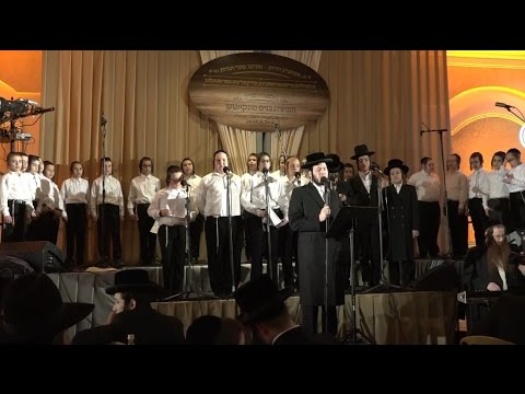 Motty Ilowitz & E. Volf Heading Munkatch Boys Choir - 190 Years of Pioneering Chinuch
