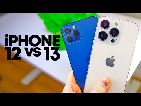 iPhone 13 vs iPhone 12?
