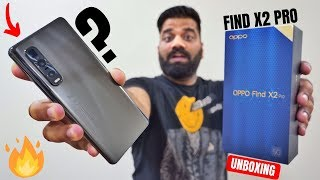 Oppo Find X2 Pro Unboxing & First Look - The Real Camera Monster!!! True Flagship Phone🔥🔥🔥
