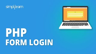 PHP Form Login | How To Make Login Form In PHP | PHP Tutorial For Beginners | Simplilearn