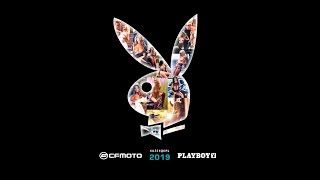 Backstage съемки календаря CFMOTO PLAYBOY 2019