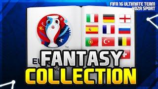 Fifa 16 - FANTASY COLLECTION - IF NA START!!! #1
