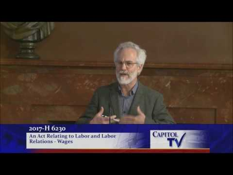 Rhode Island House Labor H6230