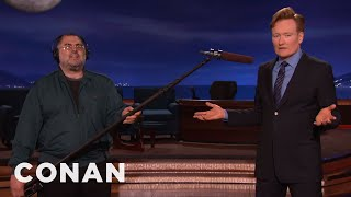 Please Contribute To The Orgasm Sound Library  - CONAN on TBS thumbnail