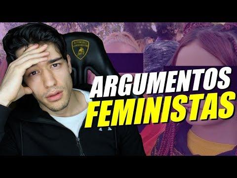 REACCIONANDO a ARGUMENTOS FEMINISTAS