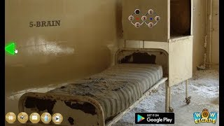 Escape Game Psychiatric Hospital walkthrough Wowescape..
